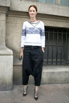 Only TTH could rock these pants like that!