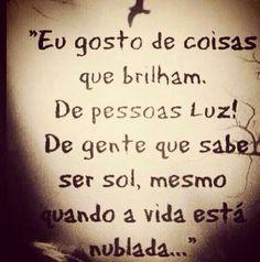 Brilhar...