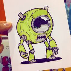 My commissions and drawings from Denver Comic Con this weekend.