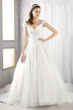 Modelo Úrsula #NoviaEssence #Essence #WeddingDress #Wedding #Bride #Boda #Novia #Fashion #Sueño