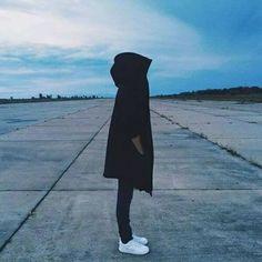 i like this style Hijab Dpz, Street Hijab Fashion, Total Black, Mode Hijab, Girls Dpz, Muslim Women, Korean Fashion, Normcore, Ootd