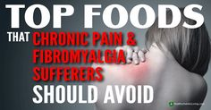 Top Foods That Chronic Pain Sufferers Need to Avoid - Healthy Holistic Living (Mercola - not sure about raw milk; it's about the proteins regardless of pasteurization. Raw also has more pathogens, so, let us know if it works for you.)