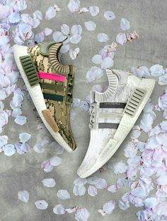 competitive price a3b20 c2eec New Adidas Japanese-inspired NMD PK for ladies.