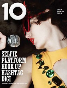 Cover - Best Cover Magazine  - Zlata Mangafic by Cedric Buchet for 10 Magazine Spring 2014...   Best Cover Magazine :     – Picture :     – Description  Zlata Mangafic by Cedric Buchet for 10 Magazine Spring 2014  -Read More –