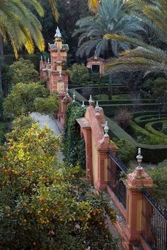 "palo-y-pelota: "" Alcázar Palace Sevilla """