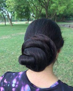 Bun Hairstyles For Long Hair, Braids For Long Hair, Braided Hairstyles, Beautiful Braids, Beautiful Long Hair, Amazing Hair, Long Indian Hair, Long Hair Models, Pinterest Hair