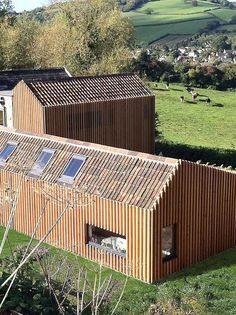 Starfall Farm, Somerset, England by Invisible Studio