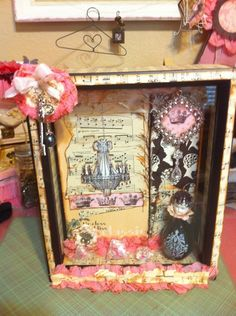 themed shadow boxes - Google Search