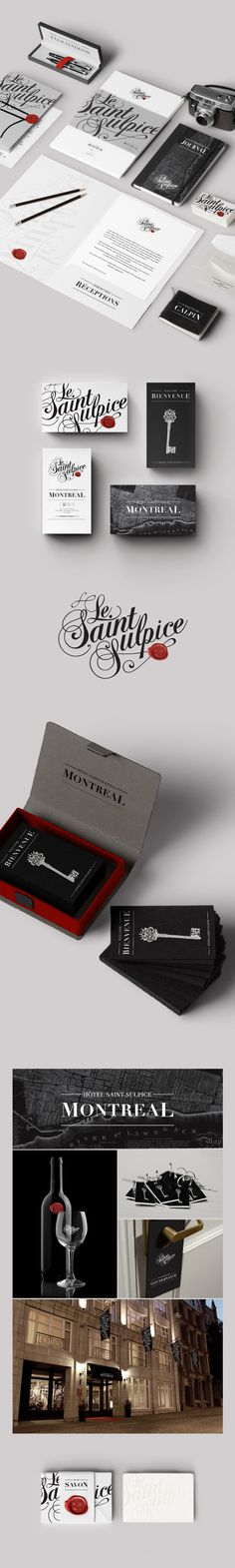Identity / Saint-Sulpice Hotel Montreal by Carolane Godbout