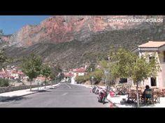 ▶A trip through the Parnon Mountains #travelvideo #Peloponnese #Greece