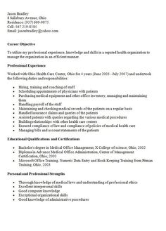 Medical Office Manager Worklife Office Manager Resume