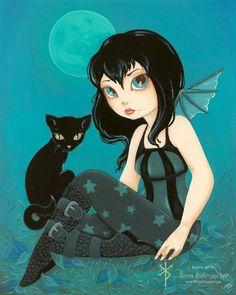 Moonlight Hijinks by Terra Bidlespacher
