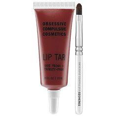 Amazon.com: Obsessive Compulsive Cosmetics Lip Tar Vintage 0.33 oz: Beauty