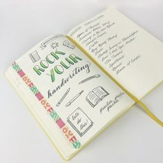 Rock Your Handwriting!