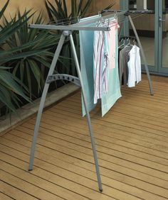 Portable 170: Hills Clothesline Products: Retractable Clotheslines, Rotary Clotheslines, Clothes Drying Racks and Portable Clotheslines