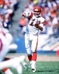 Ken Anderson Quaterback Cincinnati Bengals