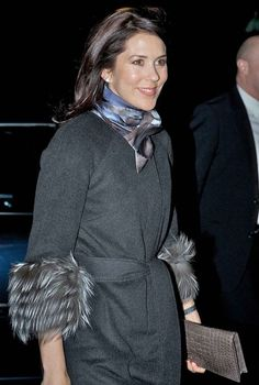 Princess Mary of Denmark (January 2005 - February 2010) - Page 42 - the Fashion Spot