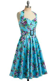 Enchanted Afternoon Dress