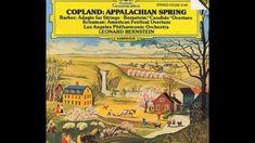 AARON COPLAND - Simple Gifts From Appalachian Spring - LEONARD BERNSTEIN