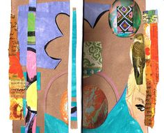 Expressive Art Activity #7 - Collage Your Emotional Set-Point