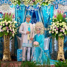 Meyda Sefira and Yusuf Wedding Reception