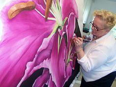 karen painting deborah joy sm