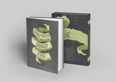 School project on redesigning a popular book | Kenny Wong