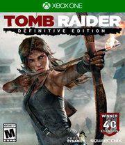 Tomb Raider Definitive Edition para Xbox One