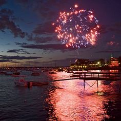 Celebrate the 4th in Marblehead, MA: The quaint harborfront town is packed with music, art, fresh-food vendors, and family-friendly activities.