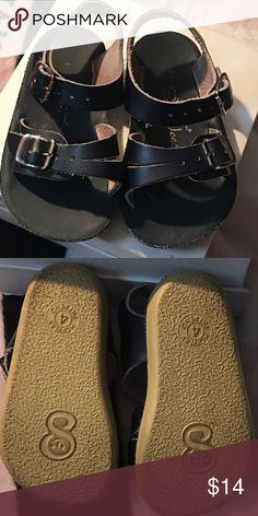 Sun Sandals (Navy Blue) Good condition Sun sandals Shoes Sandals & Flip Flops