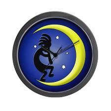 Firstime Kokopelli Wall Clock For The Home