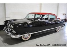 1954 Nash Ambassador Custom Four Door Sedan