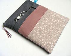 diy anleitung ipad h lle mit rei verschluss n hen via ipad mini minis und. Black Bedroom Furniture Sets. Home Design Ideas