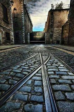cobblestone streets dublin - Google Search