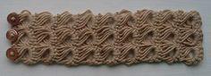 broomstick (crochet) lace˜ DIY