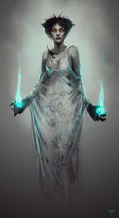 Concept Art Phantom by *telthona on deviantART