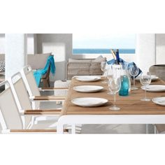 Tavolo in acacia mod messina ovale allungabile art lgl for Piani di casa in stile ranch con garage a lato
