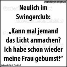 Neulich im Swingerclub