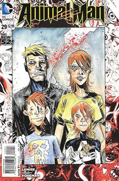 Animal Man # 29 DC Comics The New 52!