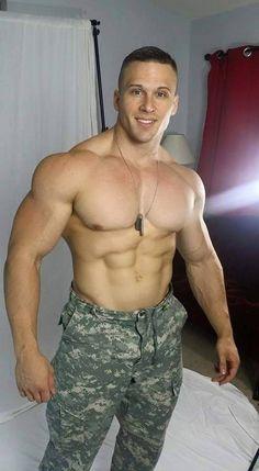 How to meet military guys