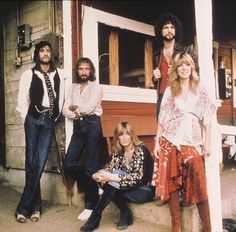 Classic hippie bohemian - FLEETWOOD MAC ~ My FAVE BAND OF ALL TIME. ~ Have a daughter Named RHIANNON. ~