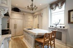 Clive Christian apartment kitchen | Interior Design Decorating