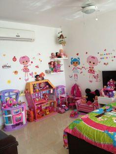 Lalaloopsy Room cute