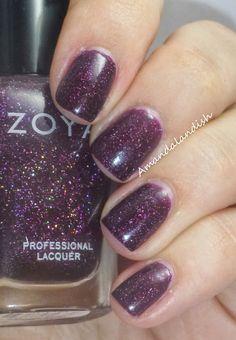 @Zoya Nail Polish Payton | Amandalandish