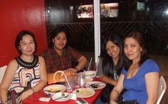 Red Ribbon SM Megamall, 3/12/2010 Reunion with my PSBA friends