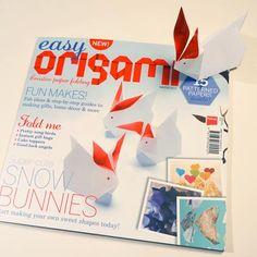 easy origami magazine