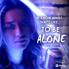 """""""I know what that's like... to be alone."""" - Emily 