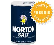 Free Coupon for Free Morton's Salt | FreeCoupons.com