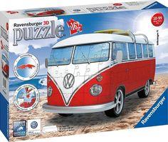 Διαγωνισμός John Hellas / Ravensburger με δώρο τρία 3D Puzzle VW T1! https://getlink.saveandwin.gr/bcx