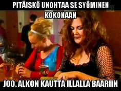 Kumman Kaa Finland, Tv Series, Lol, Memes, Quotes, Funny Shit, Drinking, Country, Random